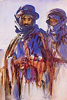 Bedouins, 1905-1906, sargent