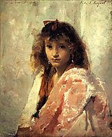 Carmela Bertagna, 1879, sargent