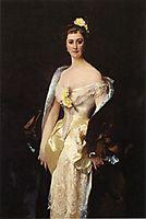 Caroline de Bassano, Marquise d-Espeuilles, 1884, sargent