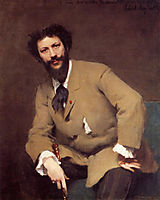 Carolus-Duran, 1879, sargent