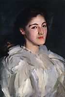 Cecily Homer, 1910, sargent