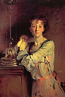 Mrs Charles Russell, 1900, sargent