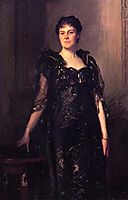 Mrs. Charles F. Saint Clair Anstruther­Thompson, Agnes, 1898, sargent