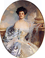 The Countess of Essex, 1906-1907, sargent