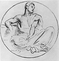 Drawing 1, sargent