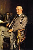 The Earle of Comer, 1902, sargent