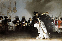 El Jaleo, 1882, sargent