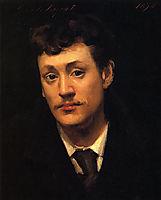 Frank O-Meara, 1876, sargent
