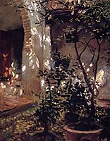 Granada: Sunspots, 1912, sargent