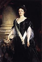 H.R.H. the Duchess of Connaught and Strathearn (Princess Louisa Margaret Alexandra Victoria Agnes of Prussia), 1908, sargent