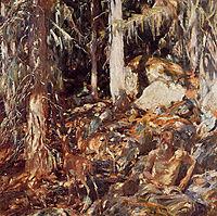 The Hermit, 1908, sargent