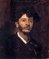 Jean Joseph Marie Carri, c.1880, sargent