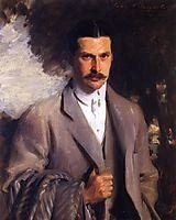 John Ridgely Carter, 1901, sargent
