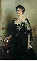 Lady Evelyn Cavendish, sargent