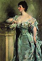 Lady Meysey Thompson, c.1901, sargent