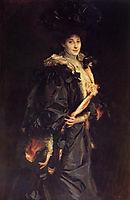 Lady Sassoon, 1907, sargent