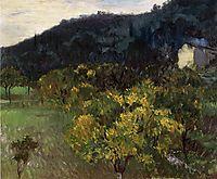 Landscape near Grasse, c.1884, sargent
