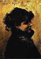 Madame Errazuriz, c.1882, sargent