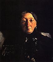 Madame Francois Buloz, 1879, sargent