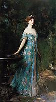 Millicent, Duchess of Sutherland, 1904, sargent