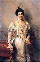 Mrs. Asher Wertheimer (Flora Joseph), c.1898, sargent