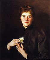 Mrs. Augustus Hemenway, 1890, sargent
