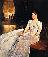 Mrs. Cecil Wade, 1886, sargent