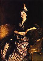 Mrs. Edward Darley Boit, 1888, sargent