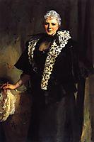 Mrs. Ernest Hill (Constance Malanie Wynne Roberts), c.1894, sargent