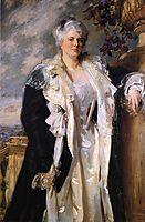 Mrs. Ernest Hills, 1909, sargent