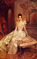 Mrs. Hamilton McKown Twombly (Florence Adele Vanderbilt), 1890, sargent
