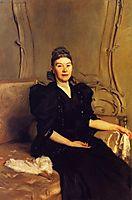 Mrs Robertson , 1880, sargent