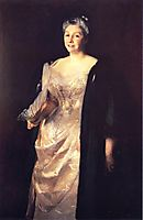 Mrs. William Playfair, sargent