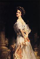 Nancy Astor , 1906, sargent