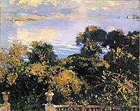 Oranges at Corfu, c.1909, sargent