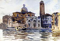 Palazzo Labbia, Venice, 1913, sargent