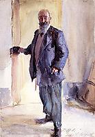 Portrait of Ambrogio Raffele, sargent