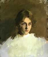 Portrait of Edith French, 1901, sargent
