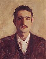 Portrait of a Man (~Nicola D-Inverno), 1888, sargent