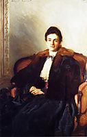 Portrait of Mrs Harold Wilson, 1897, sargent