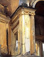 Roman Architecture, 1907, sargent