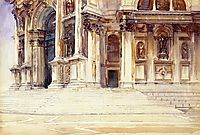Santa Maria della Salute, sargent
