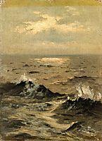 Seascape, 1875, sargent