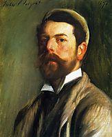 Self-Portrait, 1892, sargent