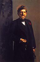 Senator Calvin Brice, 1898, sargent
