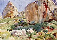 The Simplon: Large Rocks, sargent