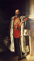 Sir David Richmond, c.1899, sargent