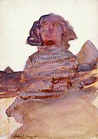 The Sphinx, sargent