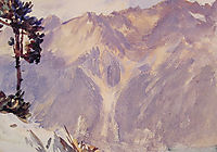The Tyrol, 1914, sargent
