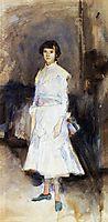 Violet Sargent, c.1883, sargent